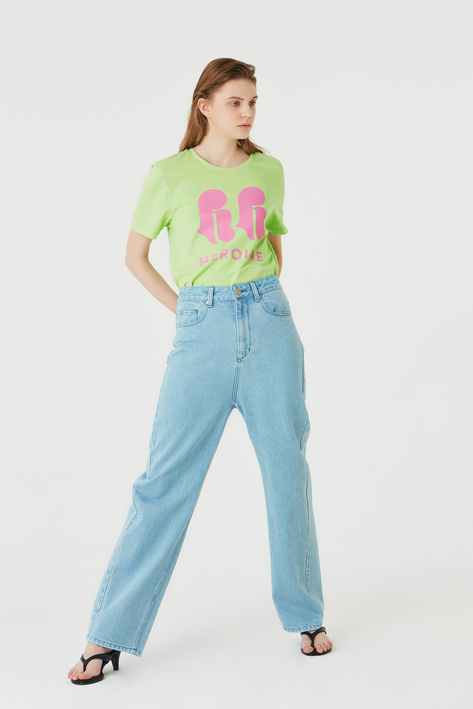 SKY 90S ENGINEERED JEANS (FABRIC FROM ITALY)