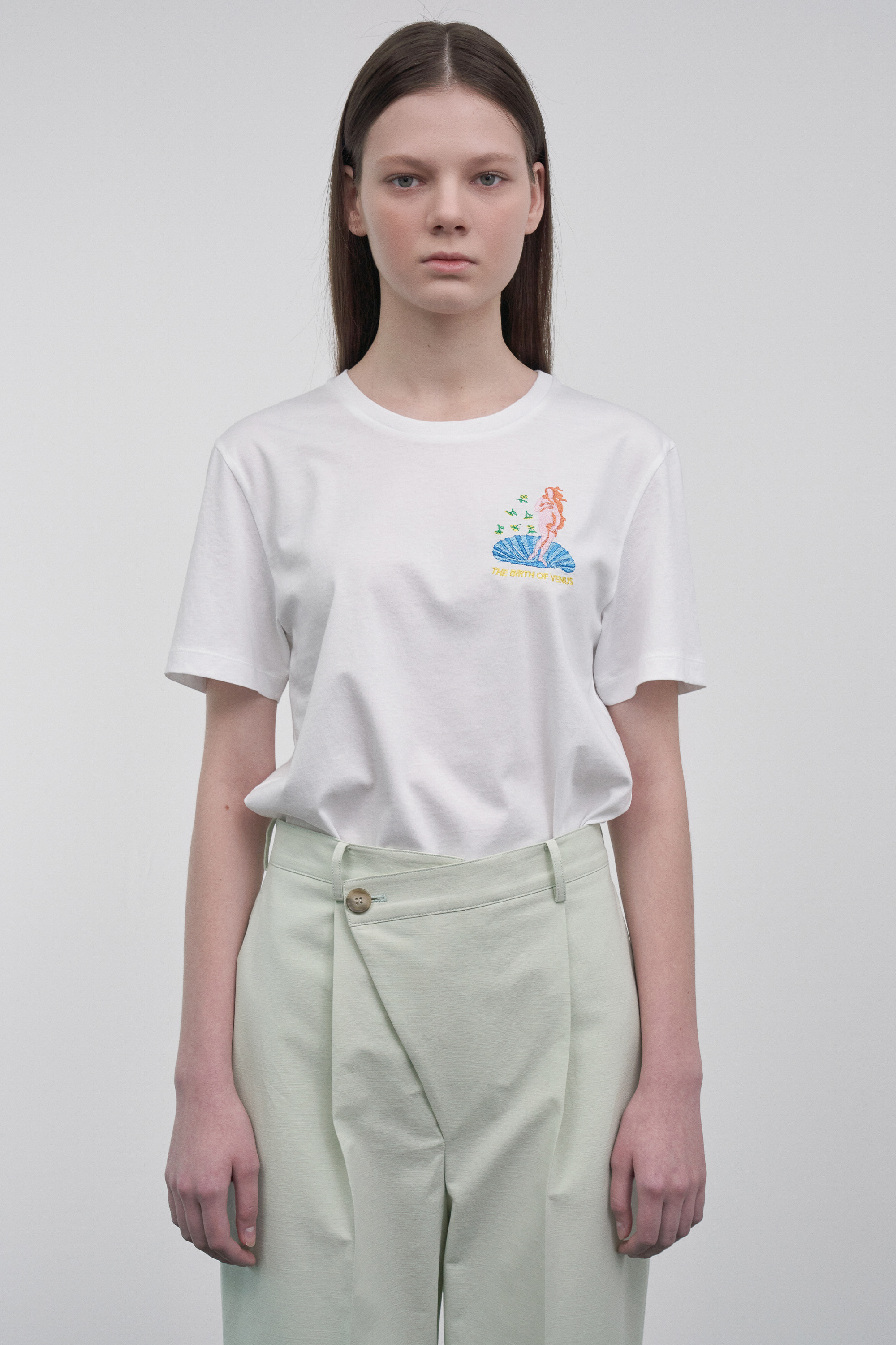 Heroine Campaign T-Shirt(the birth of venus)